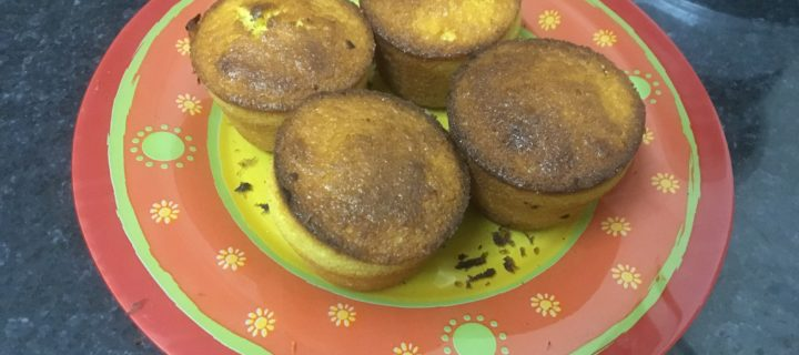 [recette] Muffins citron coco ultramoelleux