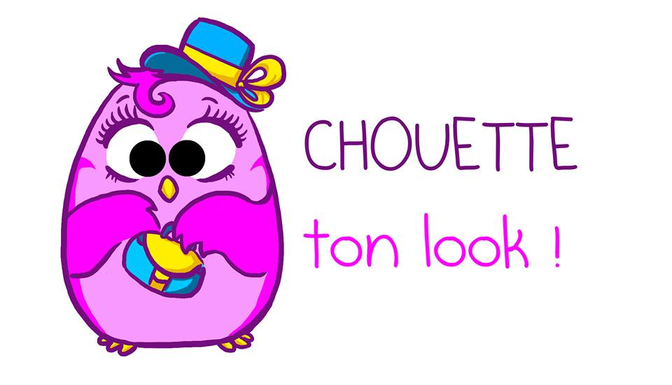 Logo Chouette ton Look