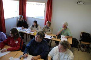 Examen blanc de fin de stage de préparation à Nogaro