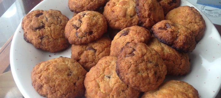 Une recette ultra facile pour des cookies croustimoelleux à tomber