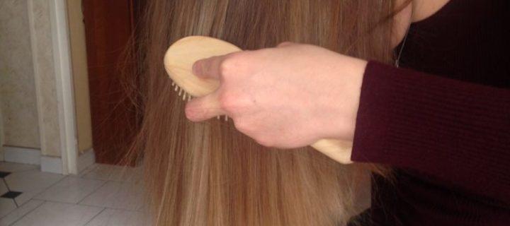 Cheveux longs – Le brossage, une étape à ne pas négliger
