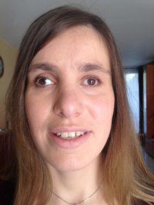 Flo sans maquillage