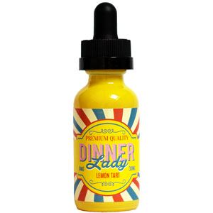 Lemon tart - e-liquid by Dinner Lady