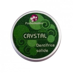 Dentifrice Crystal Pachamamaï
