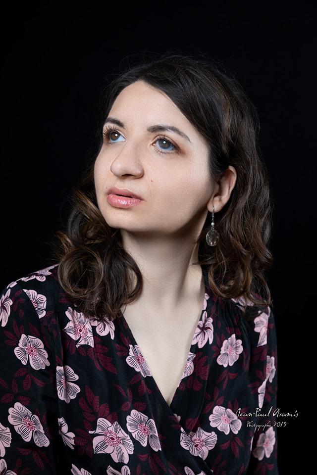 Portrait d'Ana